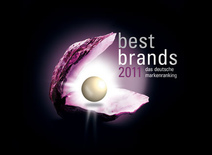 Best Brands 2011 Logo