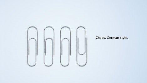 Chaos. erman style.